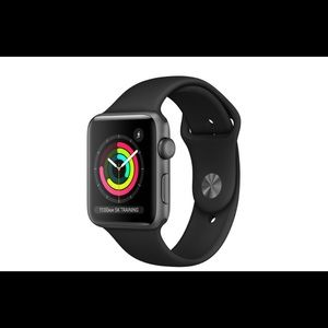 Space Gray 42mm Apple Watch. Comes with box.